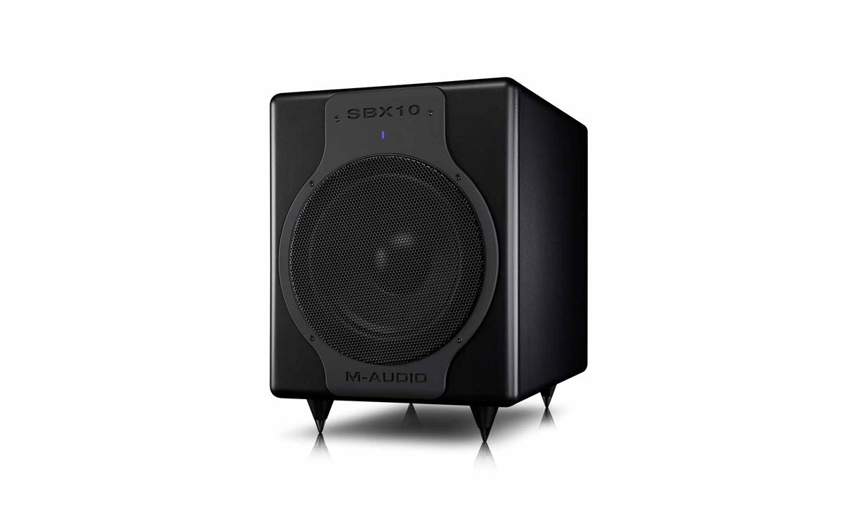 m audio sbx10 active subwoofer proaudiokenya. Black Bedroom Furniture Sets. Home Design Ideas