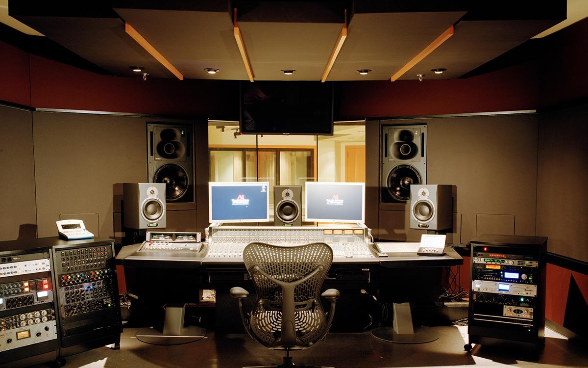 Professional Recording Studio Consultancy & Design