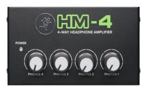 Headphone Amplifiers & Distribution